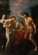 Guido Reni The Baptism of Christ (mk08) oil painting picture wholesale