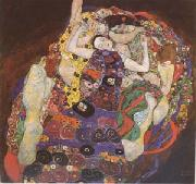 Gustav Klimt The Virgin (mk09) oil painting picture wholesale