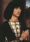 Hans Memling Portrait of a Praying Man.(mk08) oil painting picture wholesale