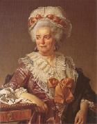Jacques-Louis  David Madame Pecoul,Mother-in-Law of the Artist (mk05) oil painting picture wholesale