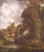 John Constable The Valley Farm (mk09) oil painting picture wholesale