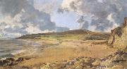 John Constable Weymouth Bay (mk09) oil painting picture wholesale