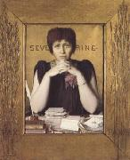 Louis Welden Hawkins Mme Severine (mk06) oil painting picture wholesale