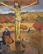 Paul Gauguin The yellow christ (mk07) oil painting picture wholesale