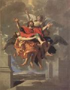 Poussin Ecstasy of ST Paul (mk05) oil painting picture wholesale