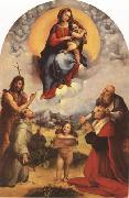 Raphael Madonna di Foligno (mk08) oil painting picture wholesale