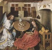 Robert Campin Annunciation (mk08) oil painting picture wholesale