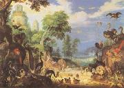 Roelant Savery Landscape with Birds (mk08) oil painting picture wholesale