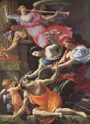 Simon Vouet Saturn,conquered by Amor (mk08) oil painting picture wholesale