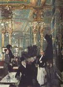Sir William Orpen The Cafe Royal (mk06) oil painting picture wholesale