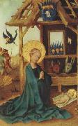 Stefan Lochner Adoration of the Child (mk08) oil painting picture wholesale