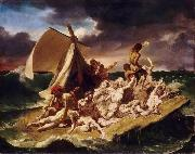 Theodore   Gericault The Raft of the Medusa (mk10) oil painting picture wholesale