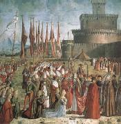 Vittore Carpaccio Scenes from the Life of St Ursula (mk08) oil painting picture wholesale