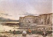 William Dyce Pegwell Bay in Kent.A Recollection of October 5 th 1858  (mk09) oil painting picture wholesale