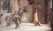 Alma-Tadema, Sir Lawrence Caracalla (mk23) oil painting picture wholesale