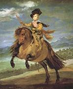 Diego Velazquez Portrait equestre du prince Baltasar Carlos (df02) Germany oil painting reproduction