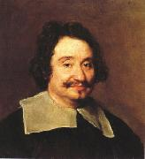 Diego Velazquez Portrait dit du barbier du Pape (df02) oil painting picture wholesale