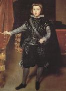 Diego Velazquez Portrait du prince Baltasar Carlos (df02) Germany oil painting reproduction