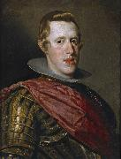 Diego Velazquez Philip IV in Armour (df01) oil painting picture wholesale