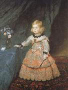 Diego Velazquez Portrait de I'infante Marguerite (df02) oil painting picture wholesale