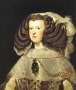 Diego Velazquez Portrait de la reine Marie-Anne (df02) oil painting picture wholesale