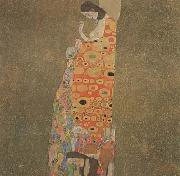 Gustav Klimt Hope II (mk20) oil painting picture wholesale