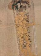 Gustav Klimt THe Beethoven Frieze ( mk20) oil painting picture wholesale