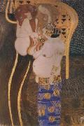 Gustav Klimt Beethoven Frieze (mk20) oil painting picture wholesale