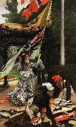 James Tissot Still On Top (nn01) oil painting picture wholesale