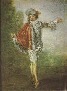 Jean-Antoine Watteau L'Indifferent (MK08) oil painting picture wholesale