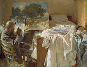 John Singer Sargent Artist in His Studio (mk18) oil painting picture wholesale