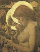Louis Welden Hawkins The Haloes (mk19) oil painting picture wholesale