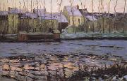 Maurice cullen Moret,Winter (nn02) oil painting picture wholesale