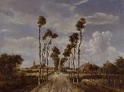 Meindert Hobbema Avenue at Middelharnis (mk08) oil painting picture wholesale