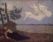 Pierre Puvis de Chavannes The Dream (mk19) oil painting picture wholesale