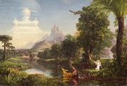Thomas Cole The Voyage of Life:Youth (mk13) oil painting picture wholesale