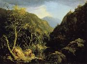 Thomas Cole Autumn in the Catskills (mk13) oil painting picture wholesale