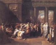 Benjamin West The Departure of Regulus (mk25) oil painting picture wholesale
