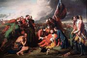 Benjamin West The Death of Wolfe (mk25) oil painting picture wholesale