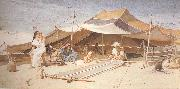Charles rowbotham Spinners and Weavers (mk37) oil painting picture wholesale