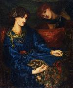 Dante Gabriel Rossetti Mariana (mk28) oil painting picture wholesale