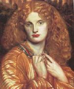 Dante Gabriel Rossetti Helen of Troy (mk28) oil painting picture wholesale