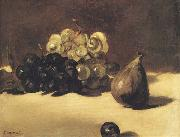 Edouard Manet Raisins et figues (mk40) Germany oil painting reproduction