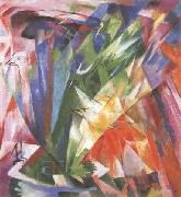 Franz Marc The Birds (mk34) oil painting picture wholesale