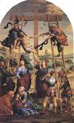 Giovanni Sodoma The Descent from the Cross (nn03) oil painting artist