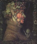 Giuseppe Arcimboldo Summer (nn03) oil painting picture wholesale