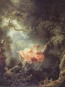 Jean-Honore Fragonard The Swing (nn03) oil painting picture wholesale