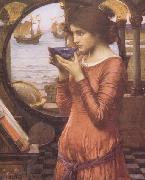 John William Waterhouse Destiny (mk41) oil painting picture wholesale