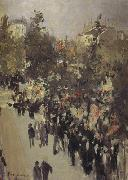 Konstantin Korovin Paris (nn02) oil painting picture wholesale