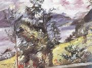 Lovis Corinth Walchensee,View of the Wetterstein (nn02) oil painting reproduction